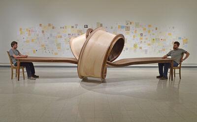 MICHAEL BEITZ, 'Not Now', 2014
