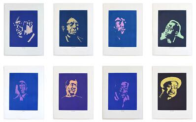 Thomas Schütte, 'Blues Men', 2019