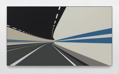 Julian Opie, 'Tunnel 1.', 2017