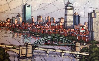 Timothy Craig, 'View from B.U. Bridge', 2015