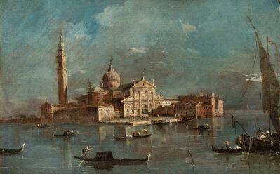 Francesco Guardi, 'San Giorgio Maggiore', ca. 1780