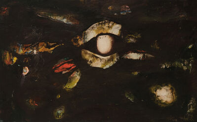 William Scharf, 'Lid's Night', 1964