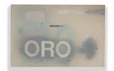 Hidetoshi Nagasawa, 'Oro', 1969