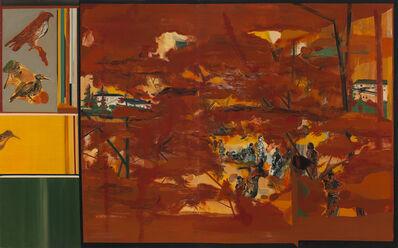 Wang Yuanyuan, 'Redhome 红色家园 ', 2015