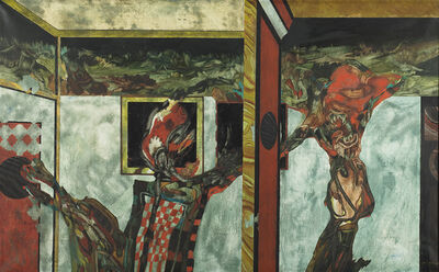 Guido Biasi, 'Accident baroque', 1965
