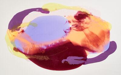 Stefanie Brehm, 'Lilagelborange', 2015