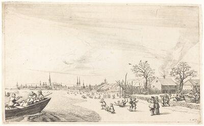 Conrad Meyer, 'Winter', 1649