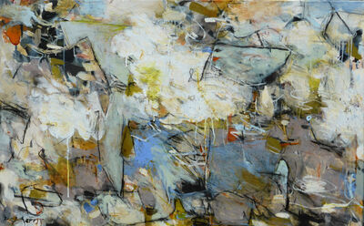 Krista Harris, 'Patches of Blue'