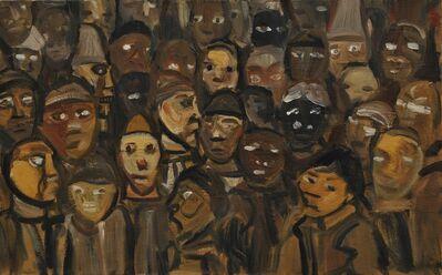 Duan Zhengqu, 'Crowd (No.2)', 2014