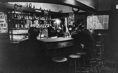 Edward Quinn, 'Mulligan's Pub, Butt Bridge, Dublin', 1963