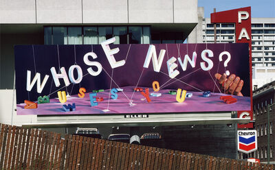 Larry Sultan and Mike Mandel, 'Whose News', 1980