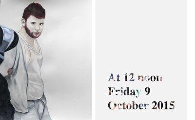 Reza Aramesh, 'At 12 noon Friday 9 October 2015', 2020