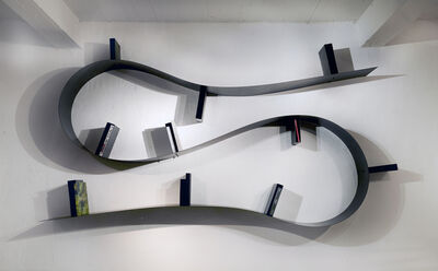 Ron Arad, 'Bookworm ', 1993