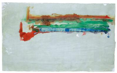 Helen Frankenthaler, 'Untitled', 1984