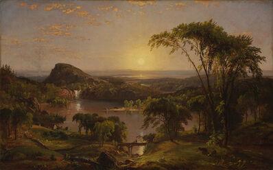 Jasper Francis Cropsey, 'Summer, Lake Ontario', 1857