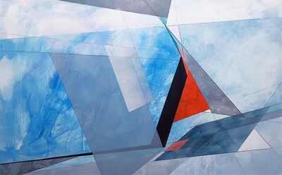 Paul Kirley, 'Abstract Landscape 54', 2017