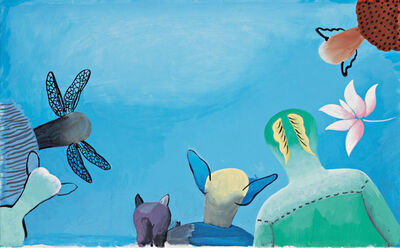 Li Shan  李珊 (b. 1957), 'Inner Space', 2004