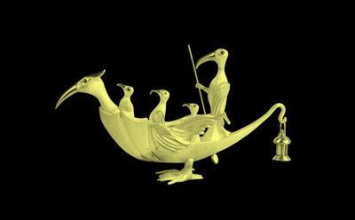 Leonora Carrington, 'The ship of cranes', ca. 2008