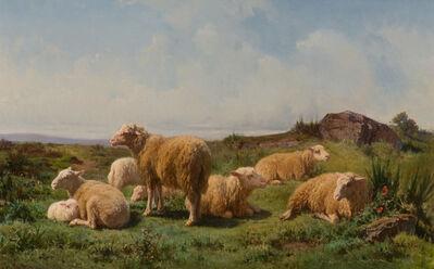 Rosa Bonheur, 'Quiescence', 19th Century