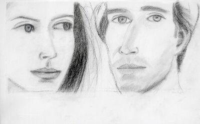Alex Katz, 'Double Portrait', 2007