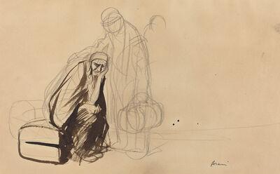 Jean-Louis Forain, 'The Departure for Versailles', ca. 1919