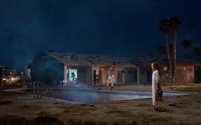 Ryan Schude, 'Night at the Inn (thin)'