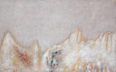 Zoran Antonio Mušič, 'Alfabeto alpino', 1968
