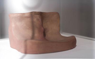 Roberto Jacoby, 'Réplica de la obra Feuille de vigne femelle (Hoja de parra hembra) de Marcel Duchamp', 2006