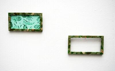 Meschac Gaba, 'Du mur à la toile - Couleurs de Cotonou (18)', 2008