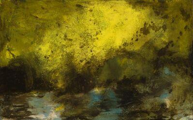 Carol Bernier, 'Pleurer du jaune', 2016