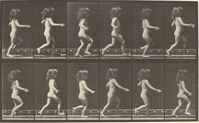 Eadweard Muybridge, 'Animal Locomotion, Plate 469', 1887