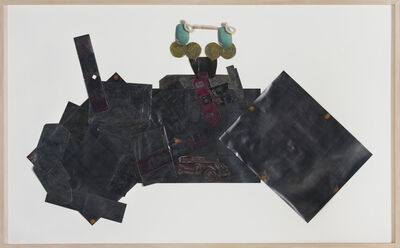 Carel Visser, 'Zwarte trein (Black train)', 1982-1993