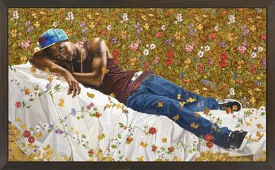 Kehinde Wiley, 'Morpheus', 2008