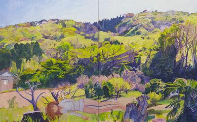 Makiko Kudo, 'Becoming a Mountain', 2015