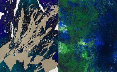 Chu Teh-I, 'Juxtaposition E1605', 2016