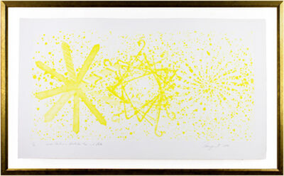 James Rosenquist, 'More Points on a Bachelor's Tie, signed 2nd State', 1978