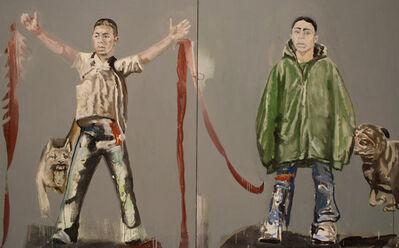 Jeffar Khaldi, 'Bell Bottom', 2012