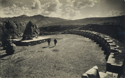 Martín Chambi, 'A collection of 54 photographs depicting the architecture of Cuzco, Peru', 1920s-30s