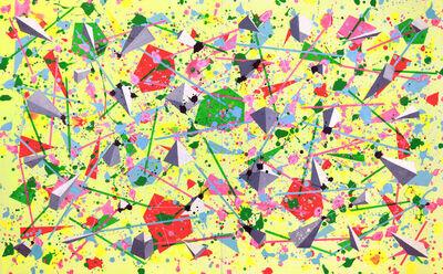 Tetsuya Fukushima, 'Organized confusion', 2016