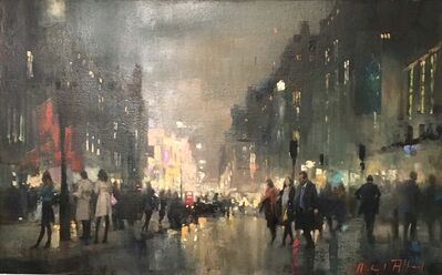Michael Alford, 'West End, Piccadilly', 2018