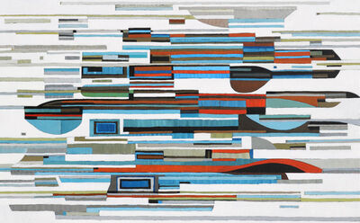 Chase Langford, 'Del Mar 23', 2017