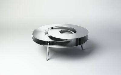 Janne Kyttanen, 'Rollercoaster Medium Table (Original)', 2014