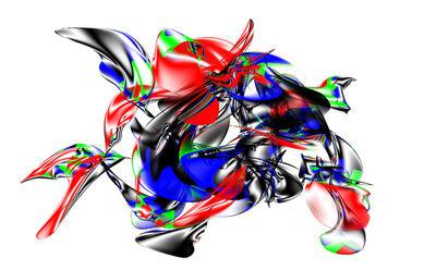 Marjan Moghaddam, 'RGB Sonica Whisper', 2006