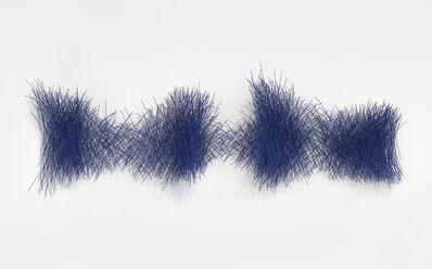 Ricardo Cardenas, 'Periwinkle Wall Cloud I', 2018