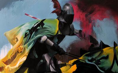 Manu Muñoz, 'The pride and the spear', 2015