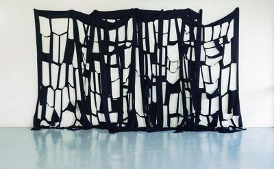 Anibal Vallejo, 'Unstable geometries', 2017