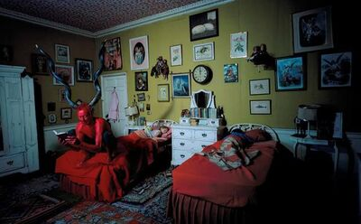 Lottie Davies, 'The Red Devil', 2008