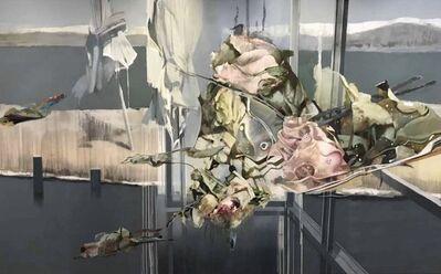 Irena Chrul, 'Hommage à Sylvia Plath', 2018