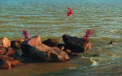Alexander Zakharov, 'Red Mermaid', 2016