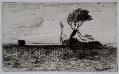 Robert Swain Gifford, 'Naushon', 1886